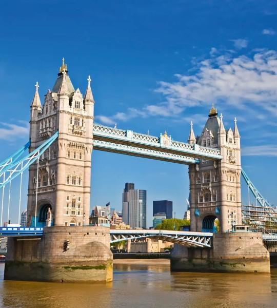 Vliestapete Tower Bridge 225x250