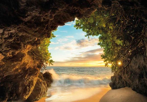 Fototapete Grotte Versteck