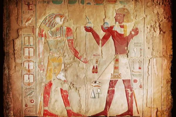 Vliestapete Pharao 375x250