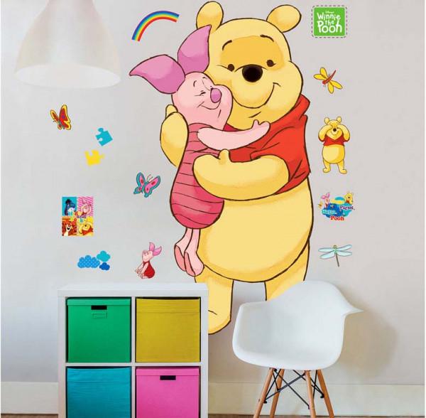 Walltastic Wandsticker Disney Winnie Pooh XXL | tapetenwelt