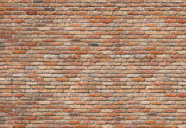Fototapete Backsteinmauer