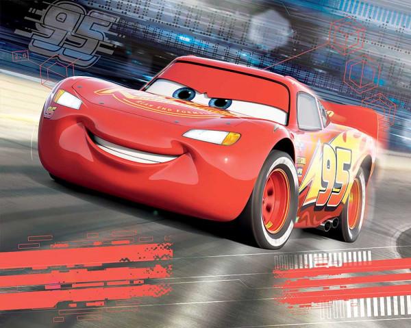 Fototapete Disney Cars Lightning McQueen