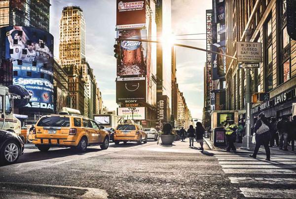 Vliestapete Fototapete Times Square New York