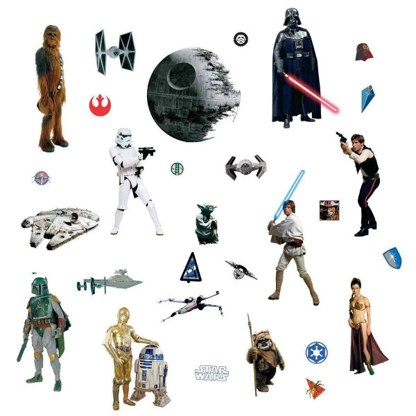 Wandtattoo Star Wars Darth Vader