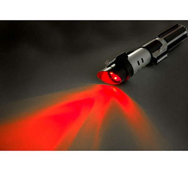 Star Wars Laserschwert Darth Vader Taschenlampe