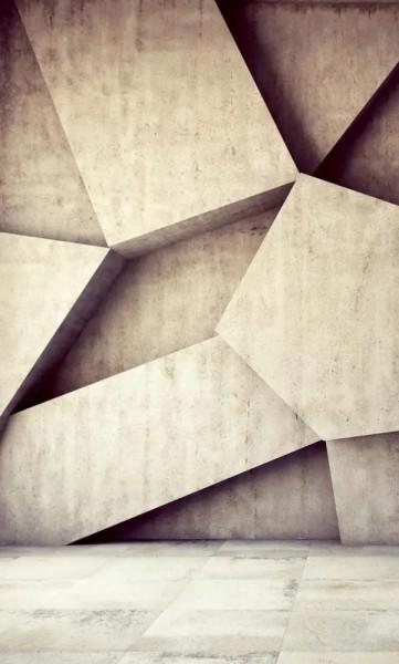 Vlies Fototapete Beton Hintergrund 150x250