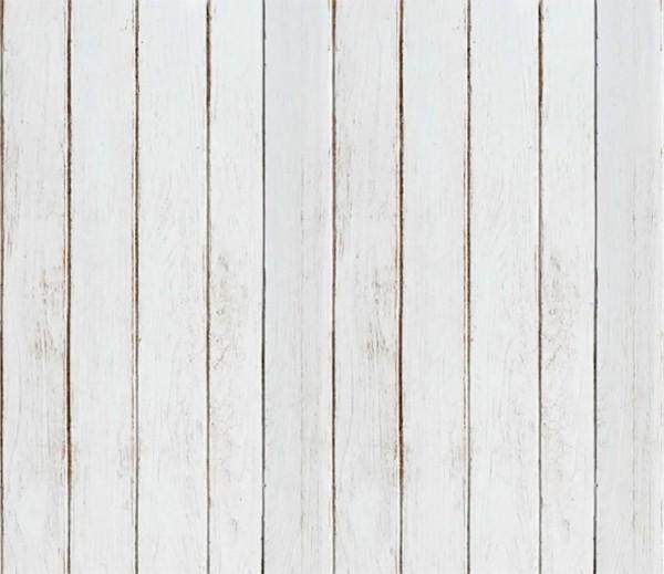 Vliestapete 3D-Optik Holzwand grau