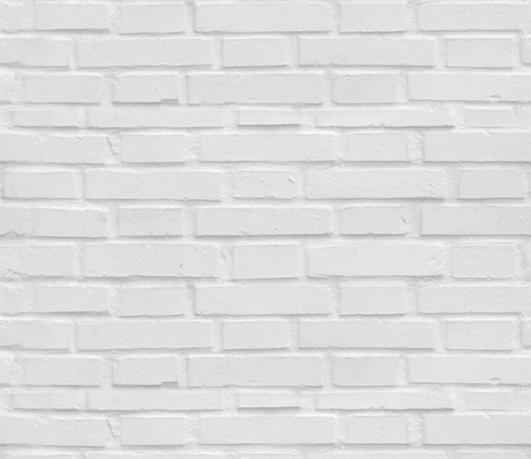 Vliestapete 3D-Optik Mauerstein hellgrau