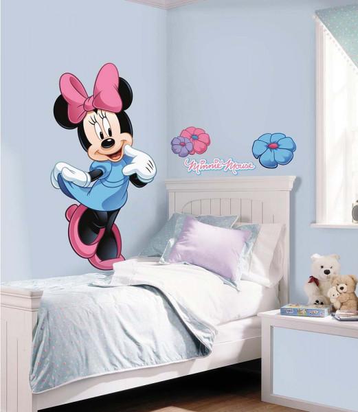Wandsticker Minnie Mouse XXL