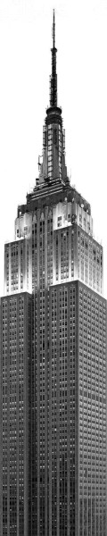 Vliestapete Fototapete Empire State Building