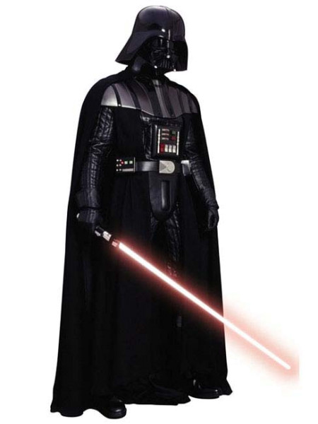 Wandsticker star wars sith lord darth vader tapetenwelt - Star wars wandsticker ...