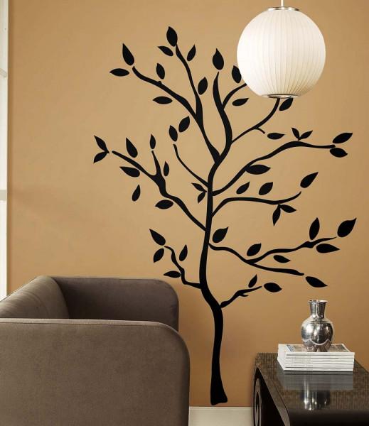 Wandtattoo Baum Wandbild Wartezimmer